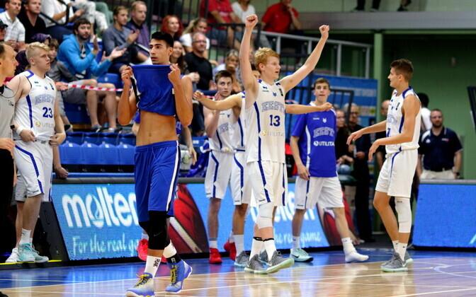 U-18 EM veerandfinaal: Eesti - Poola