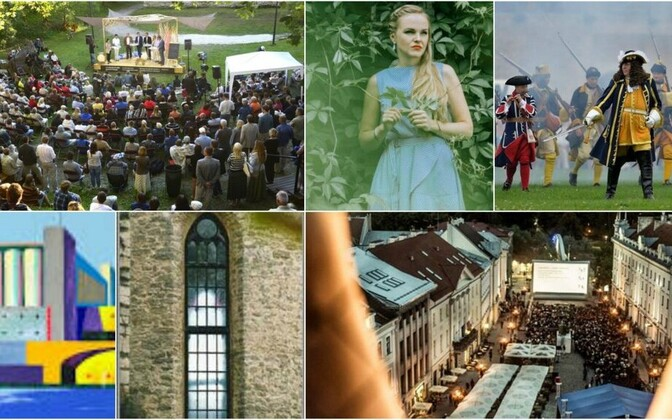Culture.ee's blog provides weekly recommendations for events around Estonia.
