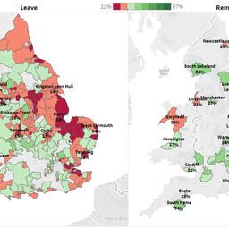 Vaid 3 protsenti suurem ligipääs kõrgharidusele oleks muutnud Brexiti hääletuse tulemust.