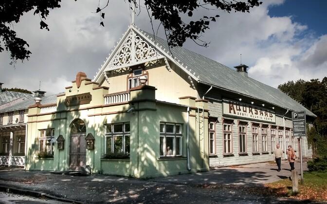 Pärnu Kuursaal