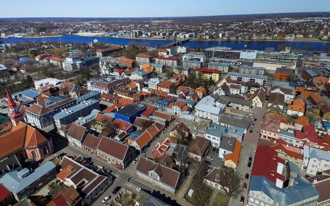 Pärnu linn.