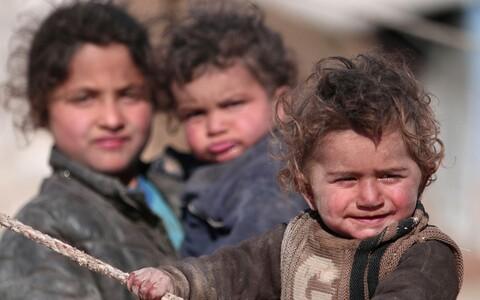 Süüria konflikt on ajanud liikvele miljonid inimesed.