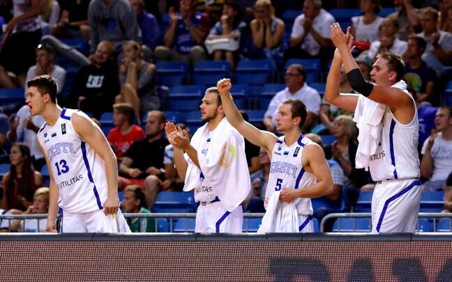 Eesti meeste korvpallikoondis