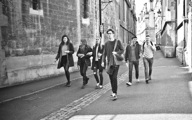 20 студентов из Эстонии отправят в престижные вузы мира