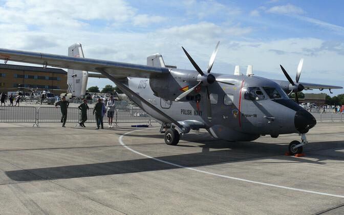 США подарят Эстонии два транспортных самолета M-28/C-145a.