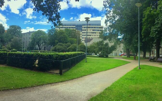 Парк Лембита.