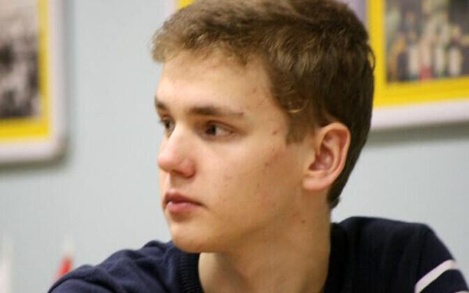 Чемпион Эстонии по шахматам - Илья Сирош.