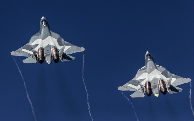 ВСирию прибыли еще 4 русских истребителя