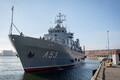 Ship of the Standing NATO Mine Countermeasures Group 1 (SNMCMG1) in Tallinn.