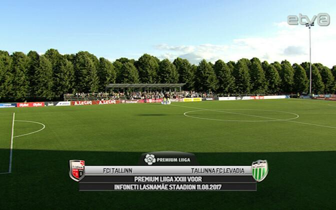 FCI Tallinn - Tallinna Levadia