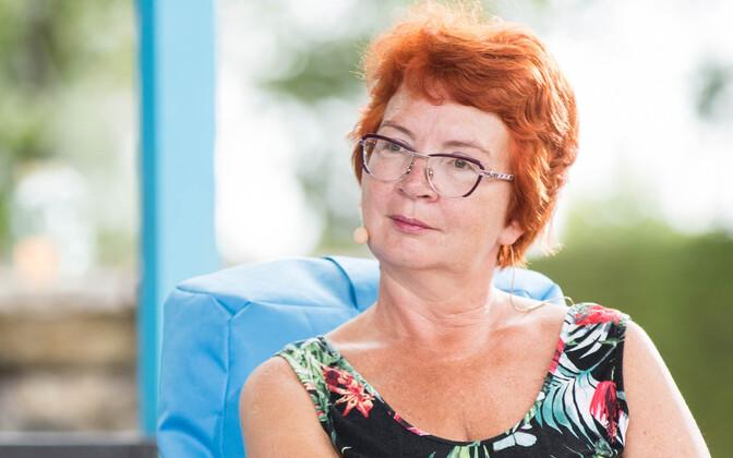 Yana Toom MEP.