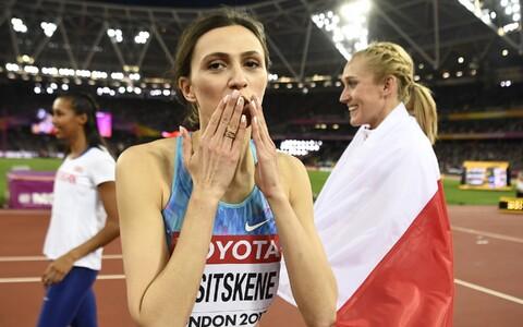 Maria Lasitskene