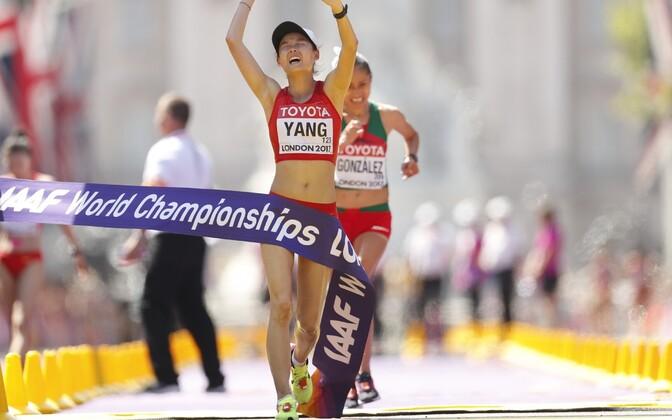 Yang Jiayu