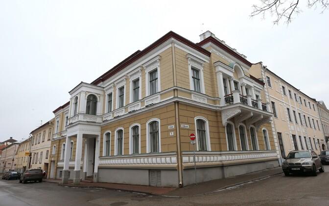 75ab4d2abe5 Ajaloolisse Postimehe majja Tartus tulevad korterid | Eesti | ERR