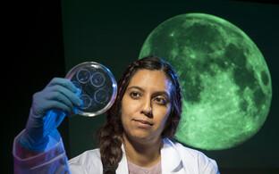 Uurimust eest vedanud Rutgersi ülikooli planeediteaduste dotsent Sonia Tikoo.