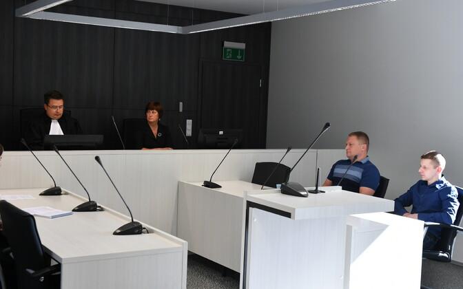Вируский уездный суд вынес приговор Яану Пийму