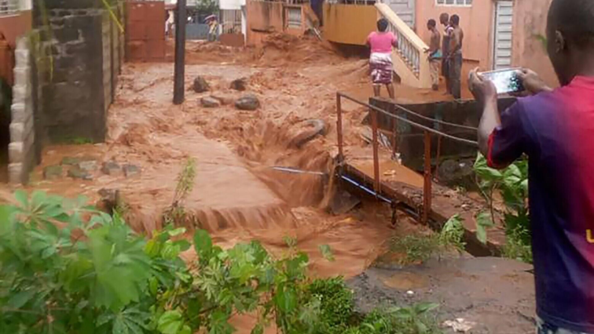 5c34e6fe927 Sierra Leone pealinnas hukkus tulvades ja maalihetes 312 inimest | Välismaa  | ERR