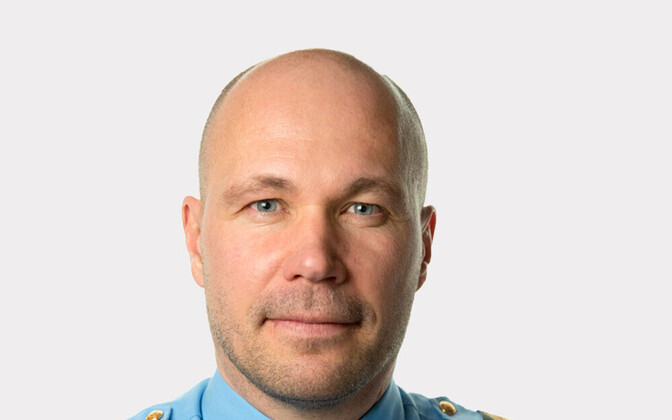 Stockholmi piirkondlik politseijuht Ulf Johansson.