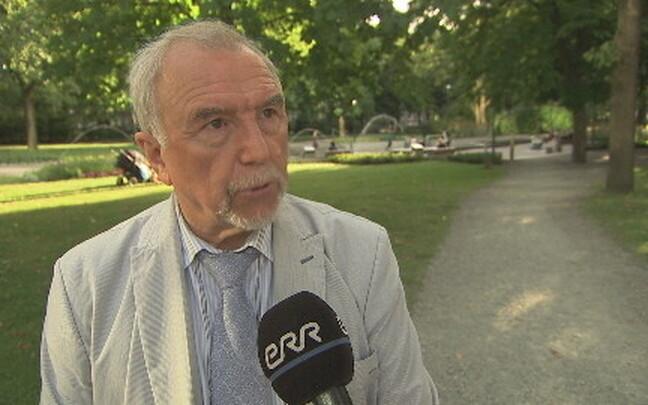 ERR-i nõukogu esimees Rein Veidemann