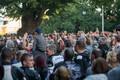 Песни Виктора Цоя прозвучали на горке Харью в Таллинне.