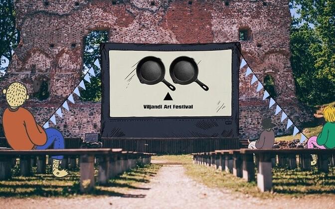 Viljandi QQ festival.