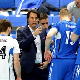 Eesti võrkpallikoondis ja Gheorghe Cretu