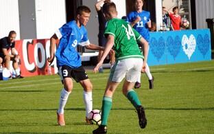 Georgi Tunjov, Eesti U-17 jalgpallikoondis