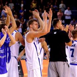 MM-eelvalikmäng Eesti - Makedoonia / Eesti korvpallikoondis