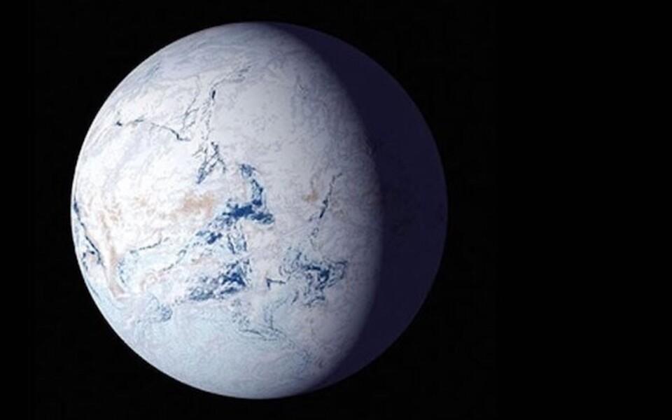 Maa lumepalliks muutumisel võis olla ka positiivseid kõrvalmõjusid.