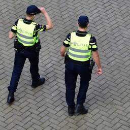 Голландская полиция. Иллюстративная фотография.