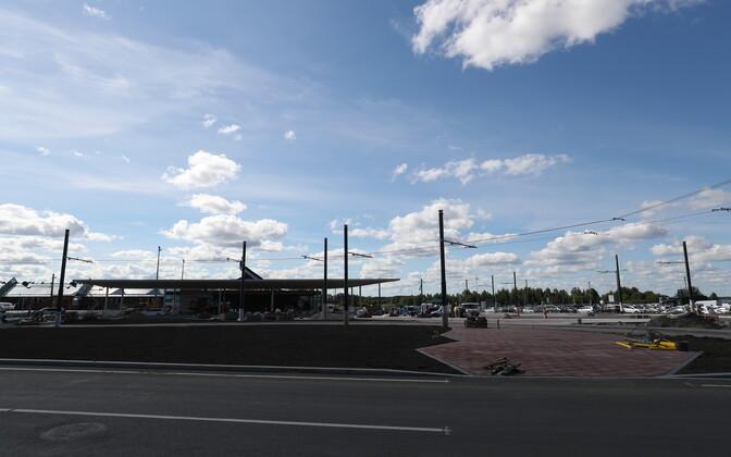 Trammitee lennujaama