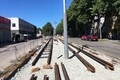 The number 4 tram extension will soon begin running all the way to Tallinn Airport.