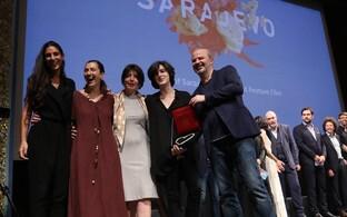 Auhinnatseremoonia Sarajevos
