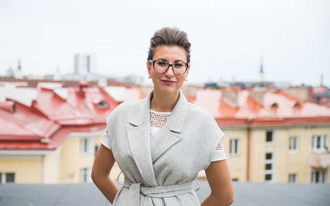 Olga Ivanova.