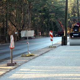Дорога откроется на две недели раньше срока.