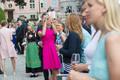 Presidendi vastuvõtt roosiaias. Eesti Taasiseseisvumispäev.