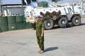 Liibanonis teenivad kaitseväelased tähistasid Eesti taasiseseisvumispäeva.