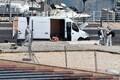 Marseille's rammis auto bussipeatusi, hukkus üks inimene.