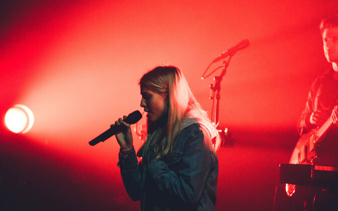 London Grammar Flow festivalil