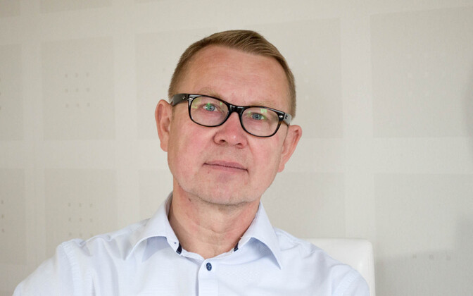 Viktor Trasberg.