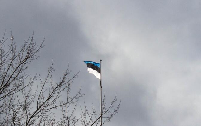 Eesti lipp.