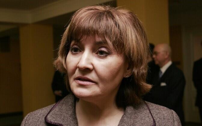 Вира Конык решила попробовать свои силы в муниципальной политике.