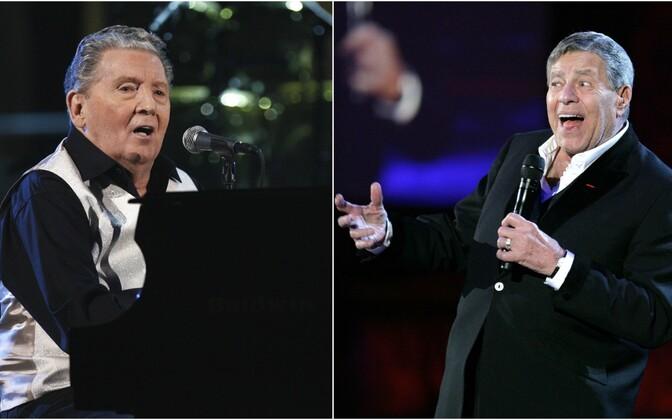 Jerry Lee Lewis ja Jerry Lewis