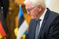 Встреча глав Германии и Эстонии в Кадриорге.