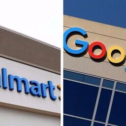 Walmart ja Google.