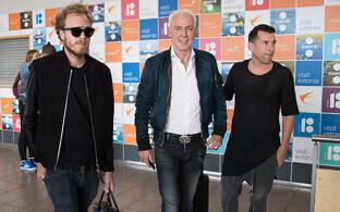 Sash saabus Tallinna
