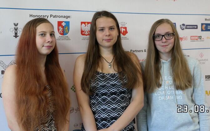Eesti neidude U-18 malekoondis