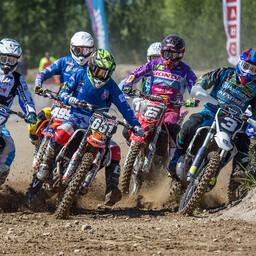 Motokrossi Eesti meistrivõistlused.