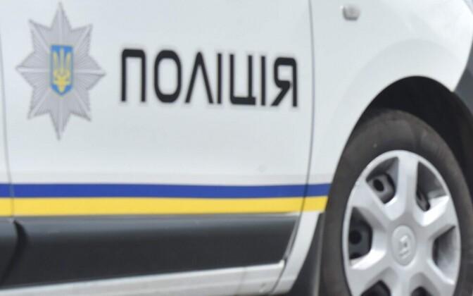 Взрыв произошел у здания кабинета министров Украины.