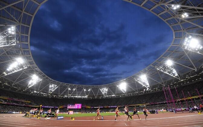 Kergejõustiku MM Londonis